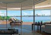 Bán căn hộ chung cư cao cấp Watermark 395 Lạc Long Quân 102m2 view Hồ Tây, 0919302824