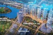 CHính chủ bán căn M2.19.10 loại 1PN + , DT 44.3m2 hướng Nam view CV nội khu, sông SG, LH 0938940890