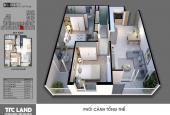 Chuyển nhượng căn hộ Carillon 7, giá 2,27 tỷ, bao phí sang tên