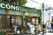 Cho thuê nhà mặt phố Văn Cao, Ba Đình, MT 17m. Vị trí đẹp, nhà diện tích: 70m2 x 4 tầng, MT: 17m