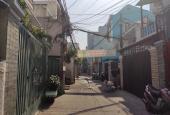 Bán nhà sát mặt tiền hẻm rộng rãi đường Nguyễn Khoái. DT: 4 x 18m