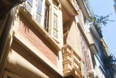 Bán nhà phố Âu Cơ, diện tích 38m2, xây 4 tầng, mặt tiền 3,1m, giá 4,1 tỷ