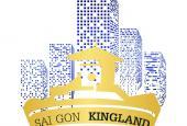 Nhà bán chính HXH 10m đối diện Kingdom DT 4 x20m NH 4.5m kết cấu 3 lầu, giá 17 tỷ