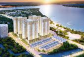 Căn hộ Q7 Saigon Riverside 2PN, ban công Tây Nam, chưa bàn giao