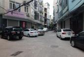 Bán nhà Đốc Ngữ - Ba Đình, 30m2, 4 tầng, mt 3,05m nở hậu 3,10m, giá bán 4 tỷ