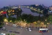 Bán nhà mặt phố Tràng Tiền, Hoàn Kiếm, vị trí đắc địa có một không hai, 145m2, MT 6.8m giá 230 tỷ