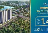 Phương Đông Green Park giá chỉ từ 25tr/m2, DT 54m2, 2PN, 2WC, lãi suất 0%, CK khủng 4.5%