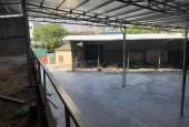 Chính chủ cho thuê 600m2 diện tích kho xưởng tại Hà Đông, Hà Nội