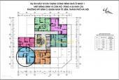 Chuyển nhà, bán gấp căn 3 ngủ 96m2 tại chung cư CT5 - 6 Lê Đức Thọ. Giá 29,5 tr/m2