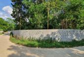 Bán đất thổ cư có 2 mặt tiền đẹp tại Lương Sơn, Hòa Bình diện tích 3.479m2