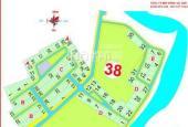 Lô siêu vip 337m2, góc 2 mặt tiền sông, dự án Báo Kinh Tế Sài Gòn Bưng Ông Thoàn giá 26,5 tr/m2