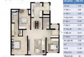 Bán căn hộ 3PN 3101 - CT2 chung cư Hàn Quốc Hyundai Hillstate, đường Tô Hiệu, Hà Đông, Hà Nội