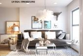 Cho thuê căn hộ 2PN+1 mới 100% tại chung cư cao cấp Sunshine Garden, Q.Hai Bà Trưng, Hà Nội