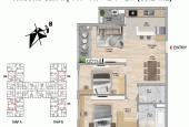 Căn hộ cao cấp Mỹ Đình 2PN 89m2 bàn giao full nội thất, view hồ điều hòa, giá chỉ 3,489 tỷ