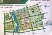Bán đất nền dự án Kiến Á, giá 43.5tr/m2, sổ đỏ riêng. DT 5x25m, LH: 0772444888