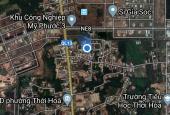 Bán đất lớn khu phố 3A phường Thới Hòa, Bến Cát, giá rẻ đầu tư giáp khu công nghiệp Mỹ Phước 3