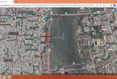 Bán 1400m2 (ngang 30m) đất mặt tiền đường Bạch Đằng nhìn ra Sông Hàn, Đà Nẵng
