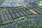Bán suất ngoại giao 2 căn góc biệt thự cạnh nhau, đường 28m, khu B An Vượng - Dương Nội