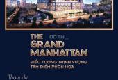 The Grand Mahatan - Căn hộ hạng sang, ngay trung tâm Q. 1, thanh toán 1%/tháng