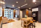 Cho thuê căn hộ chung cư Vinhomes D'Capitale - Trần Duy Hưng, 2 PN - 82m2, view hồ - 15 triệu/th