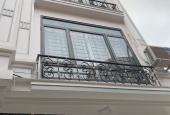 Nhà đẹp 5 tầng ngõ phố Tố Hữu, Vạn Phúc, Hà Đông, lô góc 2 mặt ngõ, ô tô lùi cửa