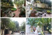 Bán biệt thự sân vườn KĐT Định Công, kiến trúc Pháp, đường 12m + hè 5m, 206m2 x 3,5 tầng. Giá 26 tỷ