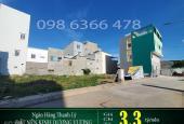 Tôi chủ đất bán nhanh 2 lô đất nền phường An Lạc, sát ngay UBND Bình Tân giá 54 triệu/m2