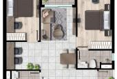 Bán căn hộ chung cư tại dự án West Gate Park, Bình Chánh, Hồ Chí Minh, DT 60m2, giá 1.8 tỷ