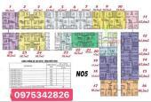 Thương mại 3 phòng ngủ dự án Ecohome 3 Đông Ngạc. LH: 0975.34.2826