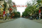 Bán nhà mặt phố Bà Triệu, quận Hai Bà Trưng DT 200 m2 x MT 8.5 m, SĐCC sở hữu lâu dài. 0902139199