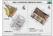 Bán căn hộ 65m2 2PN đô thị Thanh Hà Cienco 5. LH 0977189998