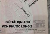 Đất 2 mặt tiền TĐC VCN Phước Long 2
