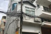 Bán nhà 4 tấm, 3 mặt tiền đường Phú Định, Q. 5, DT: 49m2. Giá: 13,7 tỷ
