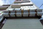 Nhà cực đẹp ngã tư Trương Định - Tân Mai, 60m2 x 7 tầng thang máy, giá 10,5 tỷ
