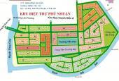 Bán đất KDC Phú Nhuận, Q9, DT 280m2, giá 34 tr/m2