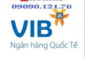 Ngân hàng VIB hỗ trợ thanh lý đất nền - Liền kề Aeon Bình Tân - Đường 7, Bình Trị Đông B