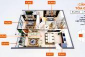 Dự án chung cư cao cấp 97m2 vị trí đắc địa ngay sát đường 5 giá chỉ từ 2 tỷ 7