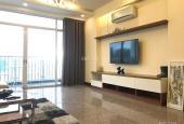 Cho thuê căn hộ 4 phòng ngủ, lầu cao, view trực diện sông Sài Gòn