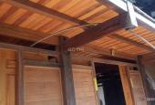 Gia đình cần bán khung nhà gỗ tốt, 4 gian 4 năm tuổi, huyện Bát Xát, Lào Cai