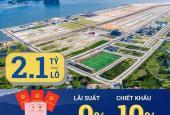 Bán đất nền dự án tại dự án khu đô thị Phương Đông, Vân Đồn, Quảng Ninh diện tích 88m2 giá 2.1 tỷ