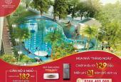 Chỉ 300tr sở hữu căn 3PN - 83.44m2 chung cư Lộc Ninh - nội thất đầy đủ - sổ hồng vĩnh viễn