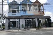 Bán nhà giá rẻ tại chợ Phước Vân, Cần Đước, Long An 1 trệt, 1 lửng đúc thật, DT: 4x25m, mới 100%