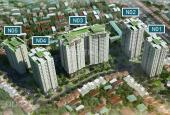 Bán căn hộ chung cư tại dự án Berriver Long Biên, Hà Nội diện tích 71 - 124m2, giá 35 tr/m2