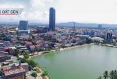 Bán gấp nhà 2.5 tầng cạnh hồ Lý Tự Trọng, trung tâm thành phố Hà Tĩnh