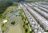 Bán gấp biệt thự Lavila 5,5x16m, 2 lầu, góc công viên 8.5 tỷ, hoàn thiện ngoài