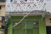 Nhà MT 2D Nguyễn Thành Ý khu TT Q1 đối diện trường Đinh Tiên Hoàng