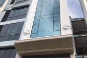 Bán nhà mặt phố Khúc Thừa Dụ. DT 53m2 x 7T, thang máy, mới đẹp cho thuê cao, giá 23 tỷ