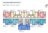 Chính chủ cần bán căn hộ 2PN 74m2 The Terra An Hưng tòa V1, giá chỉ 1,85 tỷ tầng 38 - 40