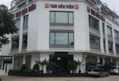 Cho thuê nhà biệt thự A10 Nguyễn Chánh. DT 110m2, 5 tầng, MT 15m, lô góc, giá 65tr/th