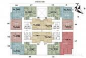 Chính chủ bán CC 23 Duy Tân, DT: 91,7m2, tầng 20 căn 07, giá 3.3 tỷ. LH 0971.085.383